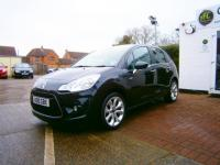 USED 2010 10 CITROEN C3 1.6 VTi 16v Exclusive 5dr FULL LEATHER,PAN ROOF