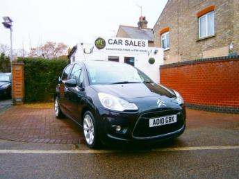 2010 CITROEN C3 1.6 VTi 16v Exclusive 5dr £4500.00
