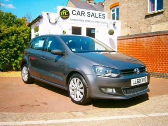 2010 VOLKSWAGEN POLO 1.4 SEL 5dr £5500.00