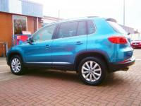 USED 2014 14 VOLKSWAGEN TIGUAN 2.0 TDI BlueMotion Tech Match 4WD (s/s) 5dr 4 WHEEL DRIVE