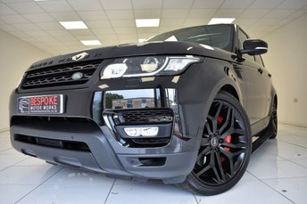 2015 LAND ROVER RANGE ROVER SPORT 3.0 SDV6 HSE DYNAMIC AUTOMATIC £42995.00