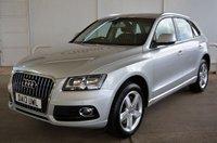USED 2013 13 AUDI Q5 3.0TDi QUATTRO SE AUTO 245 BHP Finance? No deposit required and decision in minutes.