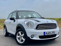 2013 MINI COUNTRYMAN 1.6 Cooper (Pepper) ALL4 5dr £6800.00