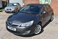 2011 VAUXHALL ASTRA 1.6 ELITE 5d AUTO 113 BHP £5790.00