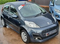 USED 2014 63 PEUGEOT 107 1.0 ACTIVE 5d 68 BHP 2 Owners - 5 Services - £NIL Road Tax Model