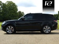 USED 2015 15 LAND ROVER RANGE ROVER SPORT 3.0 AUTOBIOGRAPHY DYNAMIC 5d AUTO 336 BHP