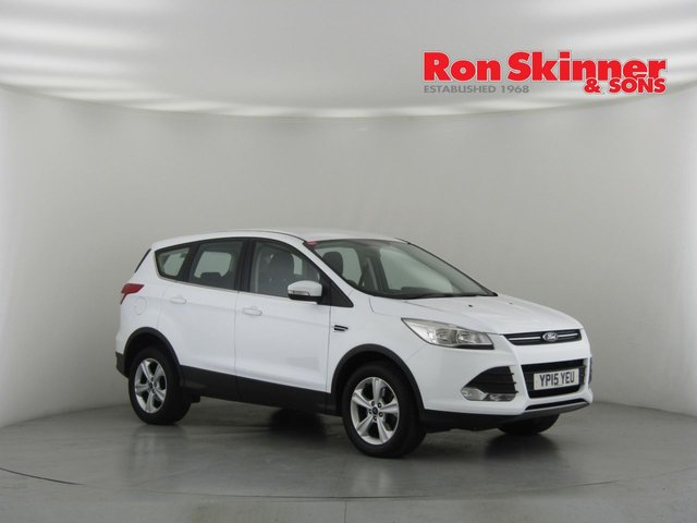 View our 2015 15 FORD KUGA 2.0 ZETEC TDCI 5d 148 BHP