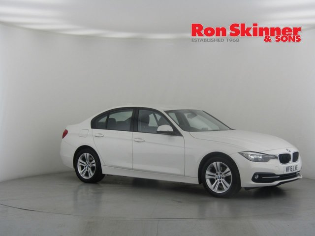 View our 2016 16 BMW 3 SERIES 2.0 318D SPORT 4d AUTO 148 BHP