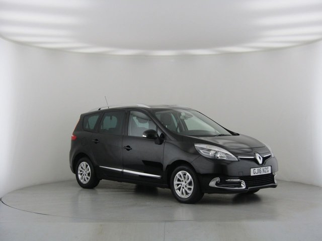 View our 2016 16 RENAULT GRAND SCENIC 1.5 DYNAMIQUE NAV DCI 5d AUTO 110 BHP