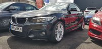 USED 2016 65 BMW 2 SERIES 1.5 218I M SPORT 2d 134 BHP 6 Month PREMIUM Cover Warrant - 12 Month MOT (With No Advisories) - Low Rate Finance Packages Available
