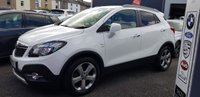 USED 2013 13 VAUXHALL MOKKA 1.7 SE CDTI S/S 5d 128 BHP 6 Month PREMIUM Cover Warrant - 12 Month MOT (With No Advisories) - Low Rate Finance Packages Available