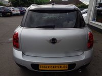 USED 2012 62 MINI COUNTRYMAN 1.6 COOPER 5d 122 BHP