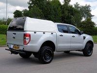 USED 2012 62 FORD RANGER 2.2 XL 4X4 DCB TDCI 1d 148 BHP