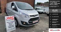 USED 2015 15 FORD TRANSIT CUSTOM ,2.2 290 LIMITED 125BHP 1 OWNER FROM NEW FULL SERVICE HISTORY   40 + VANS IN STOCK SAME DAY LOW RATE FINANCE AVAILABLE