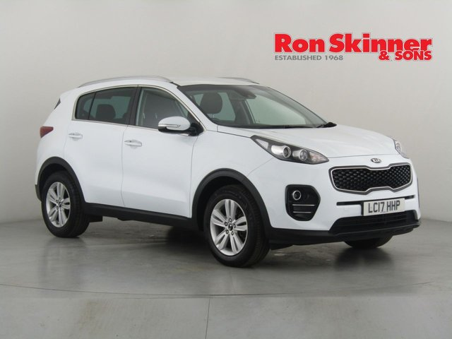 View our 2017 17 KIA SPORTAGE 1.7 CRDI 2 ISG 5d 114 BHP