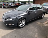 USED 2012 62 VOLKSWAGEN PASSAT 1.6 SE TDI BLUEMOTION TECHNOLOGY 4d 104 BHP ONLY 29K MILES, £30 ROAD TAX