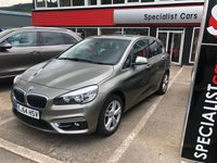 2014 BMW 2 SERIES 1.5 218I LUXURY ACTIVE TOURER 5d AUTO 134 BHP £12595.00