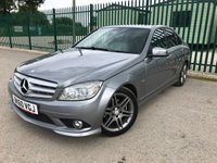 2010 MERCEDES-BENZ C CLASS 2.1 C220 CDI BLUEEFFICIENCY SPORT 4d 170 BHP ALLOYS PRIVACY CRUISE BLUETOOTH LEATHER A/C MOT 10/19 £4990.00