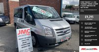 USED 2012 12 FORD TRANSIT 2.2 280 TOURNEO TREND 125BHP 9 SEATS MINI BUS NO VAT TO PAY NO VAT TO PAY ON THIS VAN, LOTS OF EXTRAS
