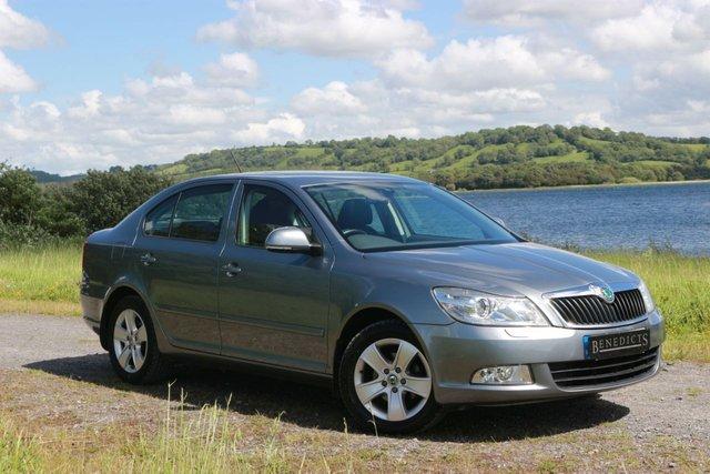 2012 12 SKODA OCTAVIA 1.4 ELEGANCE TSI DSG 5d AUTO 121 BHP