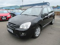 2008 KIA CARENS 2.0 GS 5d 142 BHP £1795.00