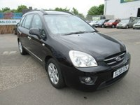 USED 2008 58 KIA CARENS 2.0 GS 5d 142 BHP