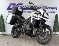 2016 TRIUMPH TIGER EXPLORER 1215 XRx LOW  £9495.00