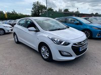 USED 2014 14 HYUNDAI I30 1.6 ACTIVE BLUE DRIVE CRDI 5d 109 BHP £0.00 ROAD TAX ON THIS CAR