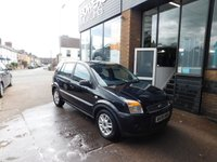 USED 2009 09 FORD FUSION 1.4 ZETEC CLIMATE 5d 68 BHP