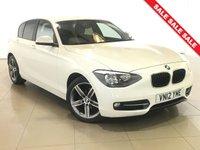 USED 2012 12 BMW 1 SERIES 1.6 116I SPORT 5d 135 BHP BLUETOOTH | DAB | AIR CON |
