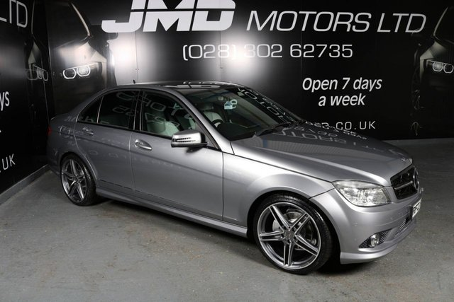 2009 MERCEDES-BENZ C CLASS C220 CDI SPORT NIGHT EDITION STYLE AUTO (FINANCE & WARRANTY)