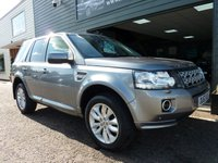 USED 2013 63 LAND ROVER FREELANDER 2.2 SD4 HSE 5d AUTO 190 BHP