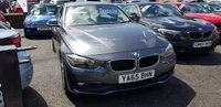 USED 2015 65 BMW 3 SERIES 2.0 320D ED PLUS 4d 161 BHP 6 Month PREMIUM Cover Warrant - 12 Month MOT (With No Advisories) - Low Rate Finance Packages Available