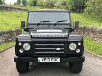 USED 2013 13 LAND ROVER DEFENDER 2.2 TD XS UTILITY WAGON 1d 122 BHP
