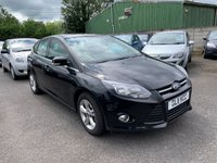 USED 2011 11 FORD FOCUS 1.6 ZETEC 5d 104 BHP SERVICE HISTORY