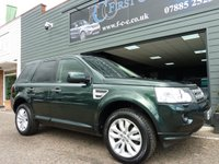 2012 LAND ROVER FREELANDER 2.2 SD4 HSE 5d AUTO 190 BHP £SOLD