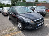 USED 2009 58 FORD FOCUS 1.6 ZETEC 5d 100 BHP SERVICE HISTORY