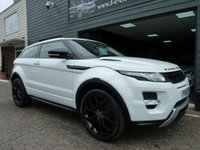 USED 2011 61 LAND ROVER RANGE ROVER EVOQUE 2.0 SI4 DYNAMIC 3d AUTO 240 BHP
