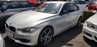 USED 2012 12 BMW 3 SERIES 2.0 320D EFFICIENTDYNAMICS 4d 161 BHP 6 Month PREMIUM Cover Warrant - 12 Month MOT (With No Advisories) - Low Rate Finance Packages Available