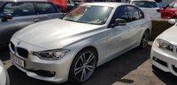 2012 BMW 3 SERIES 2.0 320D EFFICIENTDYNAMICS 4d 161 BHP £8895.00