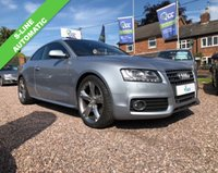 USED 2010 A AUDI A5 2.0 TFSI QUATTRO S LINE SPECIAL EDITION 2d AUTO 208 BHP