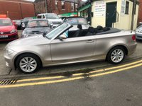USED 2008 08 BMW 1 SERIES 2.0 118I ES 2d 141 BHP