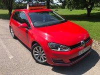 USED 2013 63 VOLKSWAGEN GOLF 2.0 GT TDI BLUEMOTION TECHNOLOGY DSG 5d AUTO 148 BHP Full Service History !