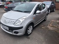 USED 2009 59 NISSAN PIXO 1.0 N-TEC 5d 67 BHP ONLY 44K MILES, £20 ROAD TAX