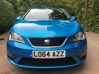 2014 SEAT IBIZA 1.4 TOCA 5d 85 BHP £6350.00