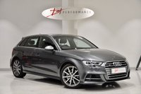 USED 2017 17 AUDI S3 2.0 S3 SPORTBACK QUATTRO 5d 306 BHP 1 LADY OWNER/FASH/MANUAL
