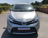 USED 2013 TOYOTA VERSO 1.8 VALVEMATIC EXCEL 5d 145 BHP