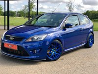 2008 FORD FOCUS 2.5 ST-3 MODIFIED UPGRADED 334 BHP 3DR HATCH BACK £SOLD