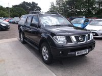 USED 2006 56 NISSAN NAVARA 2.5 OUTLAW DCI 4X4 SHR SWB D/C 1d 174 BHP A Great Value Navara With Long MOT and High Spec Big Horn Tyres!