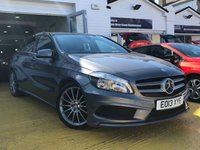 USED 2013 13 MERCEDES-BENZ A CLASS 1.5 A180 CDI BLUEEFFICIENCY AMG SPORT 5d 109 BHP COMES WITH 6 MONTHS WARRANTY